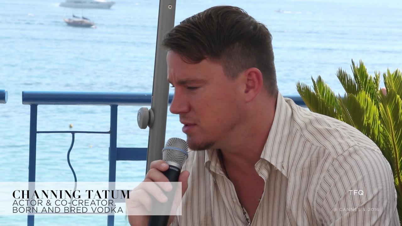 Channing Tatum In The Public Eye