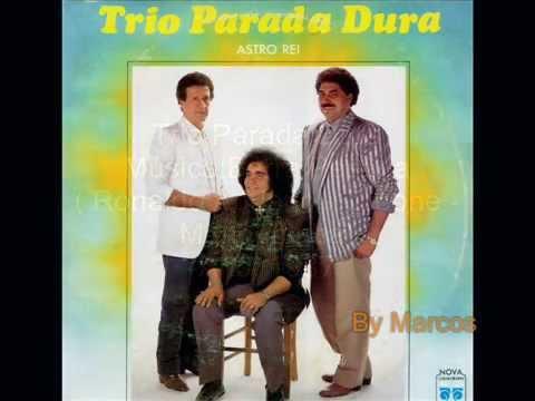 Trio Parada Dura - Barra Pesada