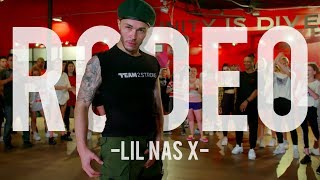 Lil Nas X, Cardi B - Rodeo | Hamilton Evans Choreography