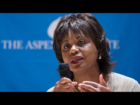 Anita Hill's advice for women entering the workforce