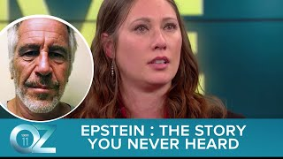 The Jeffrey Epstein Accuser and The Story You Never Heard - Part 1