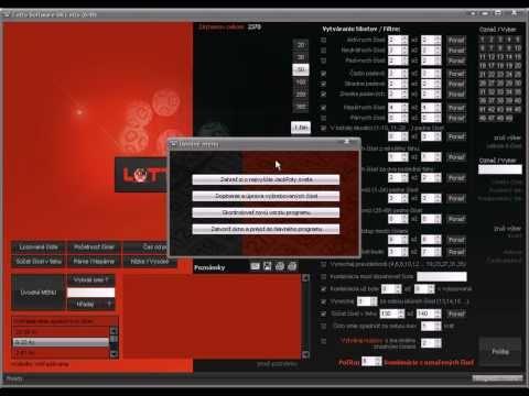 Lotto Software - Lotto 6 49 HD
