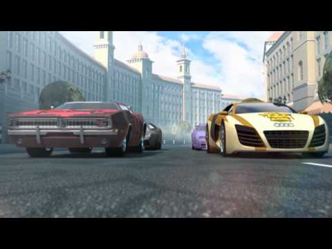 Bush - Need For Speed - The People That We Love