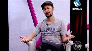 Bipul Chettri - First TV Interview (LIVON-THE EVENING SHOW AT SIX)