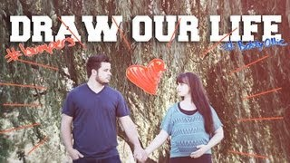 DRAW OUR RELATIONSHIP - Missy and Bryan Lanning - The Bumps Along the Way & dailyBUMPS thumbnail