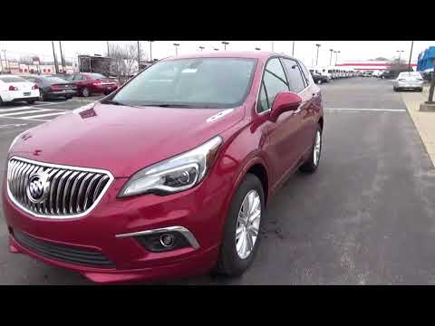 18B053 2018 Buick Envision Preferred For Sale Columbus Ohio