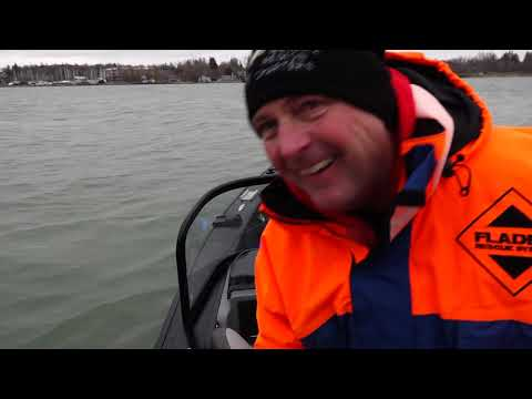 Fishing The Niagara River For Brown Trout
