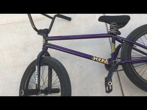 new bike/random shoot