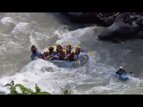 Rafting in Nepal - Sun Koshi River