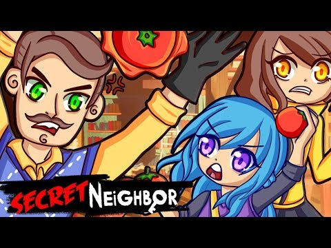 You Can't Catch Us In Secret Neighbor!