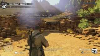 Sniper Elite III PC 1440p Max Settings Gameplay