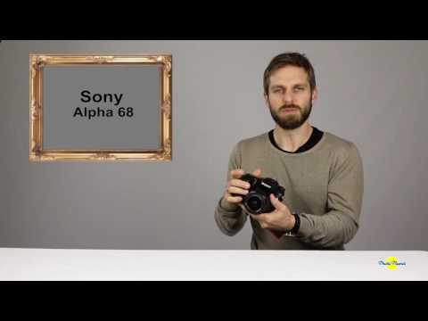 Hannes testet: Sony Alpha 68