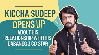 Salman Khan wanted to cancel shoot knowing my injury; couldn't kick him, says Kiccha Sudeep|Pehlwaan