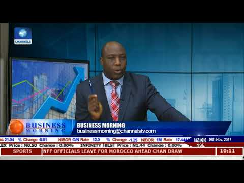 Fitch Assigns Pre-offer 'B+' Rating To Nigeria's New Eurobond Pt.2 |Busines Morning|