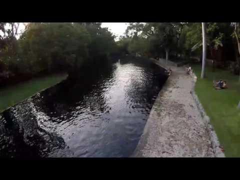 Dronie en Las Estacas Morelos México