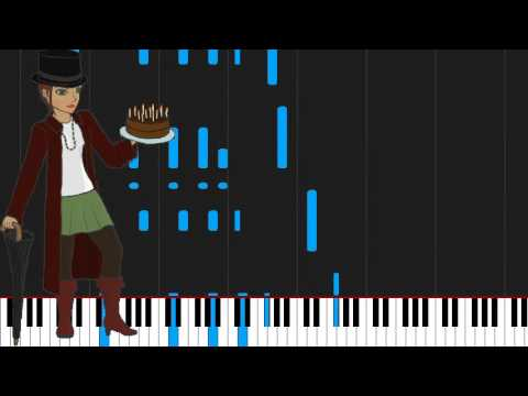 How to play Short Skirt/Long Jacket by CAKE on Piano Sheet Music ...