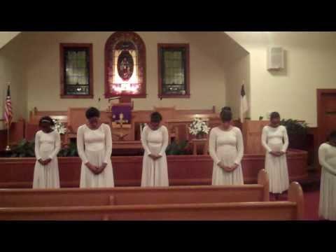 Holy by Donnie McClurkin (Praise Dance)