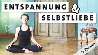 Yoga Anfänger   Entspannung & Selbstliebe   Yin Yoga inspiriert