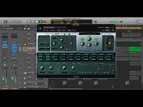 How To Make A Corporate Music In Logic Pro With Stock Plugins (for AudioJungle, Pond5, PremiumBeat)