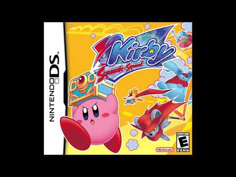 Kirby: Squeak Squad (Mouse Attack)- Stage Music 2 (extended)