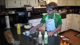 Cooking With Kade | Shrimp And Catfish Poboys With Wow Wee Tarter Sauce On The Cajun Tv Network