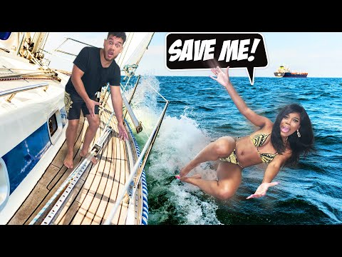 CAN'T BELIEVE THIS HAPPENED!! (YACHT VLOG)