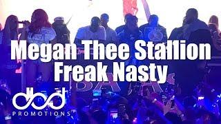 Megan Thee Stallion - Freak Nasty (LIVE)