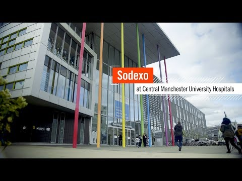 Sodexo Streamlines Scheduling At Central Manchester University Hospital