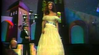 Miss Universe 1982 Evening Gown Competition