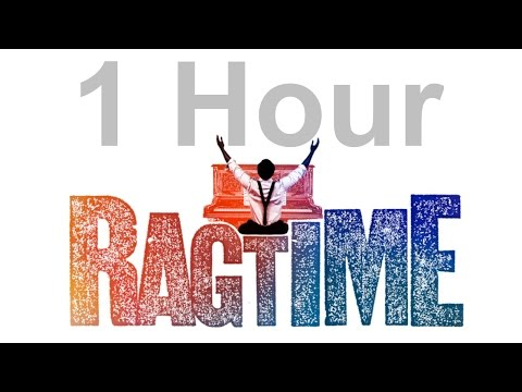 Ragtime & Ragtime Piano: 1 Hour of Best Ragtime  1920 Rag Time Dance Remix al Soundtrack