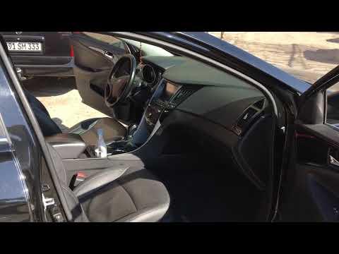 Hyundai Sonata 2014 год.  Покупка авто в Армении.