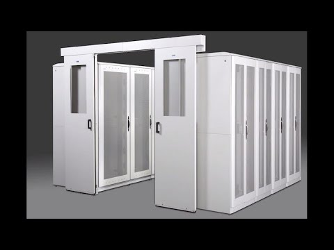 Eaton Dual-Sliding End of Row Doors Installation Video