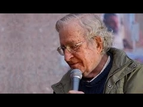 Noam Chomsky on Sitdown Strikes and Worker Ownership