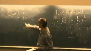 Lecture 4: Entropy and Data Compression (III): Shannon's Source Coding Theorem, Symbol Codes