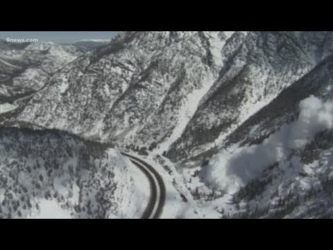 Avalanche mitigation closes Colorado highway for hours