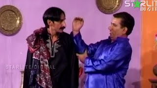 Best Of Iftikhar Thakur and Tariq Teddy Pakistani Stage Drama Full Comedy Clip