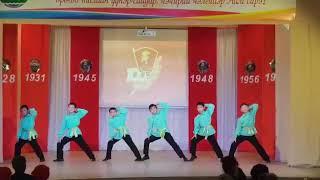 """Якутский танец """"О5о саас"""""""