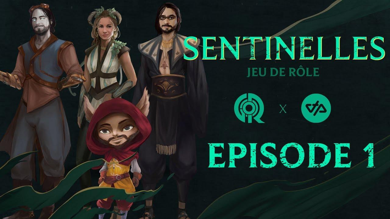 Download JDR Sentinelles - OTP x Game Of Rôles - Episode 1