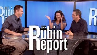 Andy Kindler and Gina Grad on The Rubin Report