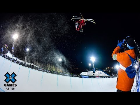 Alex Ferreira wins Men's Ski SuperPipe gold | X Games Aspen 2019