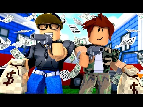YOUTUBERS ONLY ROBLOX JAILBREAK