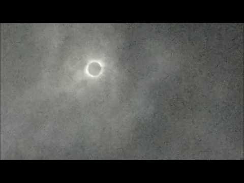 Total solar eclipse St. Joseph Missouri 8-21-2017