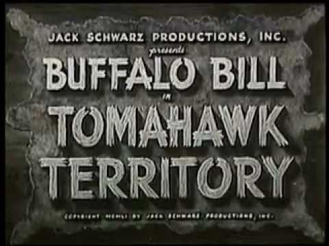 Trailer do filme As aventuras de Búfalo Bill