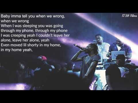 Fetty Wap - XO Freestyle🔥 (Lyric Video)