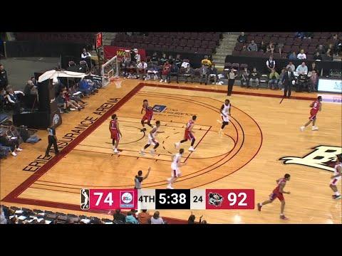 Tyler Dorsey (24 points) Game Highlights vs. Delaware 87ers