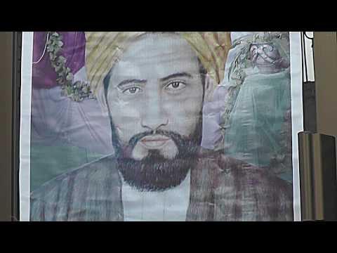 1st URS PROGRAM PIR SYED MUHAMMAD AZAM SHAH GILLANI CHISTI SABRI BY MURTAZA ALI HUSSAIN SYED -002
