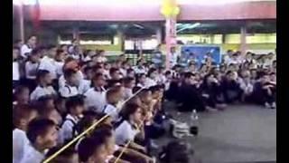 Cierre de Pasantes, Escuela Alberto Arvelo Torrealba 2/12