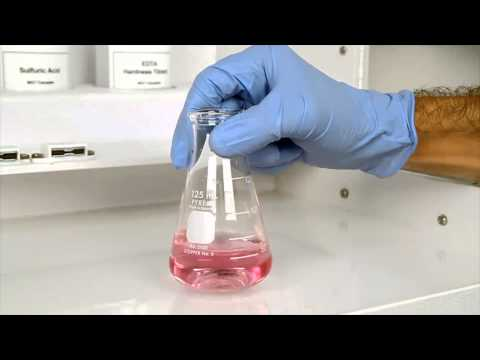 Hardness Buret Titration
