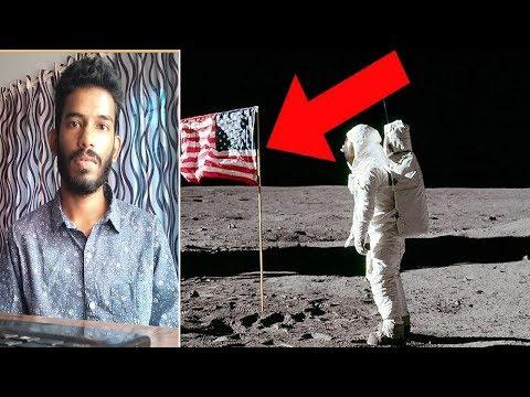 മനുഷ്യന് ചന്ദ്രനില് ഇറങ്ങിയോ ? | Moon landing - History