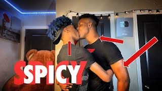 COUPLE HICKEY CHALLENGE ( spicy )